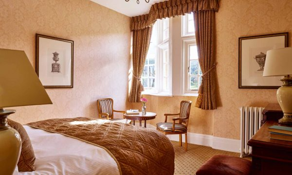 Double Room at Dumbleton Hall