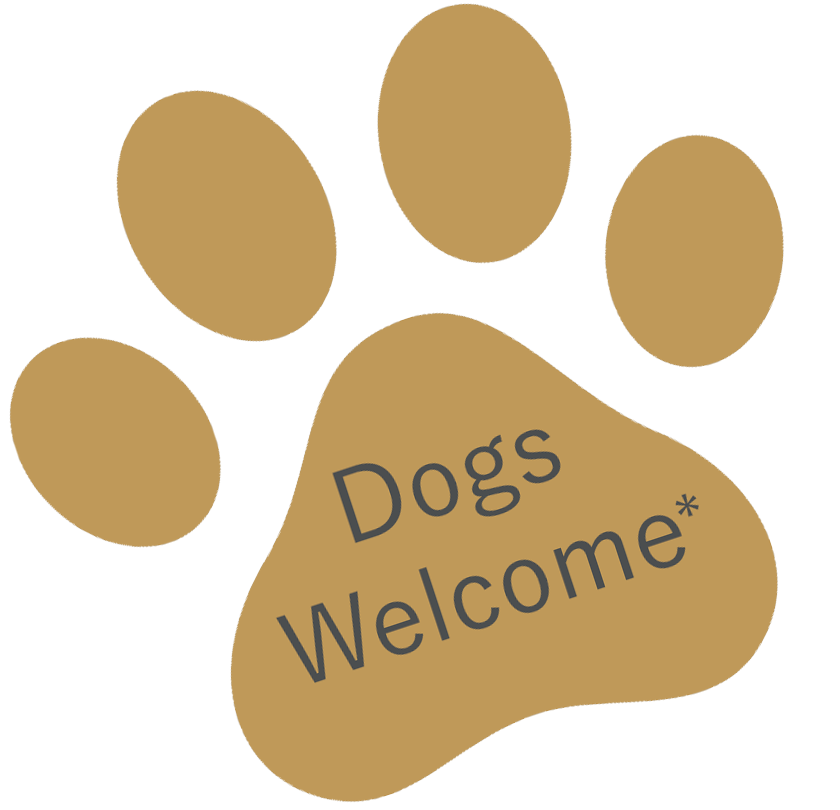 Dogs Welcome*